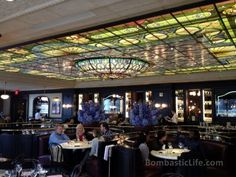 Dining Room at Societe French Bistro – Toronto, ON