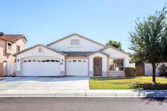 4 Bedroom 2 Bath 3 Car Garage Single Story Home In Coronado Ranch Gilbert AZ For Sale