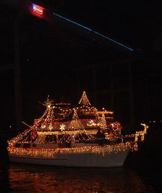 Memories of the Clear Lake boat parade