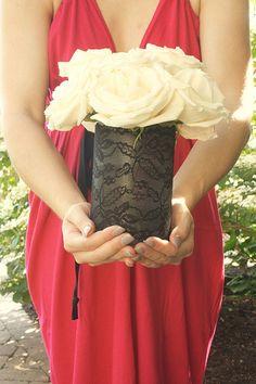 Vase by Rhiannon Banda-Scott, via Flickr