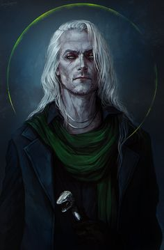 Lucius Malfoy by LoranDeSore