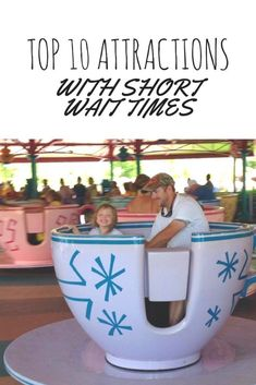 Top 10 Attractions With Consistently Low Wait Times - Disney World Packing, Disney World Rides, Disney World Florida, Disney World Vacation, Disney World Resorts, Walt Disney World, Disney Travel, Disney Parks, Disneyland Secrets