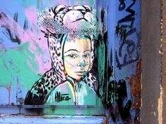 Alice Pasquini - Barcelona by AliCè, via Flickr