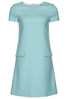Great baby blue Tara Jarmon dress