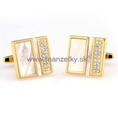 www.manzetky.sk Cufflinks, Luxury, Classic, Gold, Derby, Classic Books, Wedding Cufflinks, Yellow