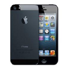 ( REFURBISHED ) Apple iPhone 5 16GB  Black