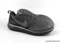 buy online 29368 29c40 Nike Roshe Two Flyknit 365 men s casual shoes sneakers size 9.5 Triple  Black · Ledig HerrVanliga SkorSkor Sneakers
