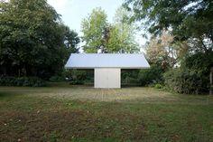 Studiospazio, Stefano Graziani · Workshop Garage in a Garden