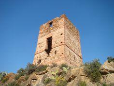 Castillo de Almenara Castellon .Spain .