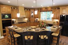 Kitchen triangle kitchen appliance reviews and kitchens on pinterest Kitchen triangle design with island