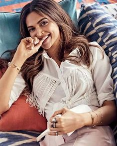 Deepika Padukone in photoshoot for Myntra. #Bollywood #Fashion #Style #Beauty #Hot #Sexy