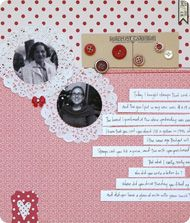 Make a bucket list of scrapbooking pages in this self-paced class called Life as We Know It taught by @Elizabeth Dillow