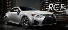2016 Lexus RC F at Lexus of Henderson