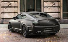 Matte black Bentley i dont like matte on cars but on a Bentley dosnet look bad