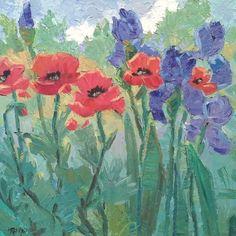 Call Art, Pretty Images, Art Hoe, Blue Hydrangea, Summer Garden, Surreal Art, Pretty Art, Illustration Art, Illustrations