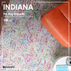 Αν το χαλί σου θέλεις να δίνει άποψη στον χώρο σου, επιλέγεις το Indiana με την υπογραφή The Rug Republic. Κορυφαία ποιότητα, μοναδικό στυλ, τέλεια τιμή #pakketo ! Απόκτησέ το εδώ www.pakketo.com Indiana, Rugs, Home Decor, Farmhouse Rugs, Decoration Home, Room Decor, Home Interior Design, Rug, Home Decoration