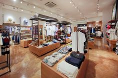 IN store by space co., Oyabe – Japan » Retail Design Blog
