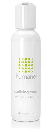 Humane BHA Clarifying Toner 4 Ounce ** Check out the image by visiting the link.