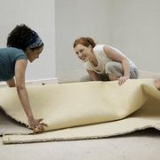 How to Pull Up Carpet & Polish a Concrete Floor | eHow