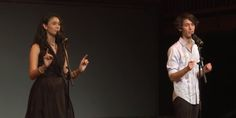 The Evolution Of Love In Less Than 5 Minutes - Sarah Kay & Phil Kaye, When Love Arrives, Slam Poem