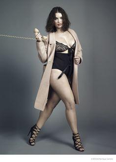 Naomi campbell no panties
