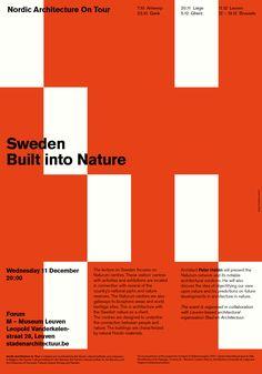 "smrynlds: "" searchsystem: "" Modern Practice / Nordic Archtecture On Tour / Leaflet / 2013 Design Practice™ is the everyday pursuit of design entrepreneur Julien Van Havere, co-founder and former..."