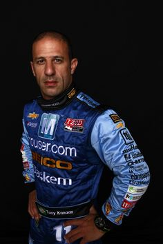 Tony Kanaan became the first driver in major auto racing history to finish every lap of every race for an entire season on his way to driving away with the 2004 IndyCar Series title.