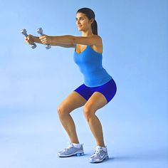 Try these four fabulous moves to shrink your lower half in just six weeks.