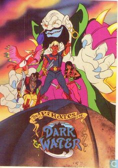 The Pirates Of Dark Water [February 25, 1991 – May 23, 1993]