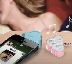 Mini Portable Cloud Speaker Silicone Sucker Stand For Cell Phone