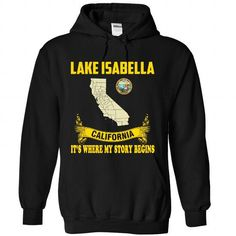 Lake Isabella - #hoodie kids #black sweater. FASTER: => https://www.sunfrog.com/States/Lake-Isabella-2140-Black-Hoodie.html?60505