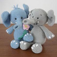 My first elephant dolls - Google+