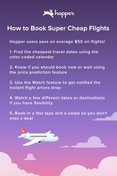 Hopper tells you when to fly & buy! Save up to 40% on your next flight. Travelling for a wedding, a fashion show or a sports event? With its simple design, the app is not just for the tech savvy or the travel geeks. Flights to Italy are on the low this summer! Enjoy the healthy or fancy Italian food or some diy pizza, beautiful architecture & the design and arts in one of Rome's museums or gardens. Show off your photography skills & snap pics of your fancy dinners or of the Italian…