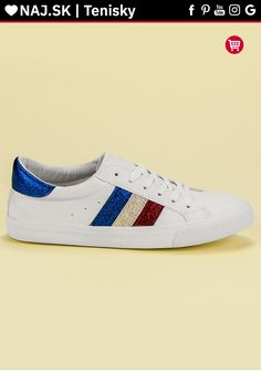 Biele tenisky Comer Sneakers, Shoes, Fashion, Tennis, Moda, Slippers, Zapatos, Shoes Outlet, Fashion Styles