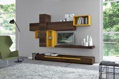 Librerías para salas de estar | ColombiniCasa