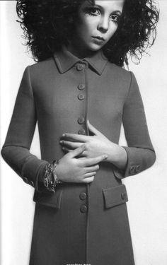 A British style coat. #modcloth  #styleicon