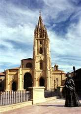 Oviedo Spain, another place to visit, just because of the name and  of course look how beautiful it is