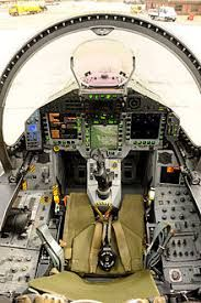 Cockpit of a RAF Eurofighter Typhoon Would like to see it in real. Aircraft Parts, Fighter Aircraft, Military Jets, Military Aircraft, Fighter Pilot, Fighter Jets, Aircraft Interiors, F22 Raptor, Flight Deck