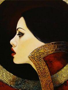 Karol Bak. Beautiful work!