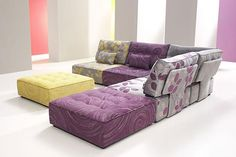 The Fama Arianne Sofa is a fun modern modular sofa design comprising of simple elements, Fama offer a large choice of fabrics for all their sofas Living Room Flooring, Living Room Sofa, Home Living Room, Living Room Furniture, Sofa Design, Living Room Modern, Living Room Designs, Modular Couch, Corner Seating