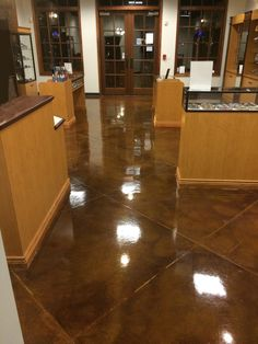 EnduraSeal Premium Floor Finish Is A Water Based Acrylic Co Polymerwhich  Forms A Tough