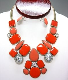 Statement Necklace - VERY Kate Spade!! LOVE!