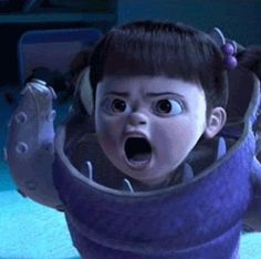 Boo | Monsters Inc