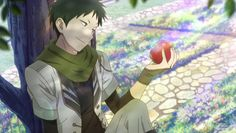 Obi from snow white with the red hair Sad Fairy, Fairy Tail Love, Anime Manga, Anime Guys, Blue Springs Ride, Sword Art Online Wallpaper, Akagami No Shirayukihime, Snow White With The Red Hair, Beautiful Red Hair