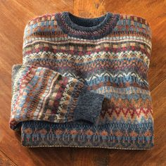 Tiwanaku Textiles Alpaca Sweater | National Geographic Store