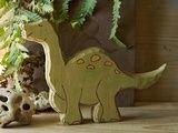 Dino the DINOSAURUS - prehistorical animal toy...