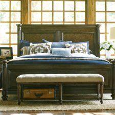 Finnegan Traditional Platform Bed