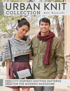Urban Knit Collection :18 City-Inspired Knitting Patterns for the Modern Wardrobe - 轻描淡写 - 轻描淡写