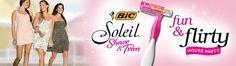 Bic Soleil: Free PartyPack - #freebie