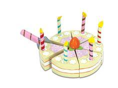Verjaardagstaart - Vanilla (foto 1)